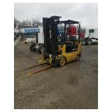Caterpillar 50  forklift +