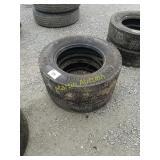 (2) 245/70/19.5 Tires