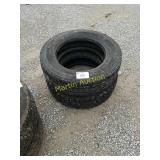 (2) 225-70 19.5 tires