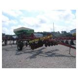 M & W Ripper 5 shank chisel plow +