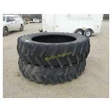 2- 480/80/R50 tires