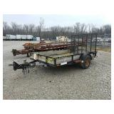 Flatbed Trailer - VUT