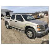 2004 GMC Canyon pickup truck - IST