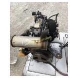 Kubota 3c 4L Diesel Engine (Take out)
