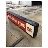Old General Sign 2x8