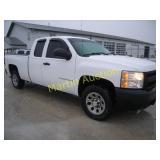 2008 Chevy Silverado 1500 pickup truck - IST