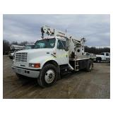 1998 IH 4700DT Digger Derrick Truck - VUT