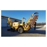 Vermeer RTX1250 Trencher/Backhoe/Plow ++