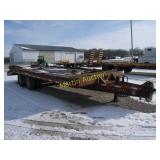 Trail King Flatbed Trailer - VUT