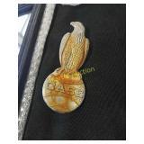 Case eagle emblem