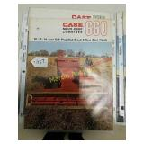Case multi-crop combines 660, case combines 660 -