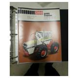 Instruction manuals, 4490 tractor, 4690 tractor,