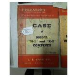 Case operators instruction manual for the case