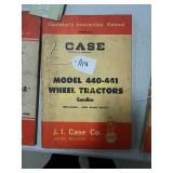 Case operators instruction manual 4 model 440