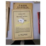 Case manual for Magneto and Magneto service