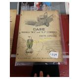 Case models M - 2 + K - 2 combines parts catalog