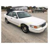 2000 Mercury Grand Marquis LS - VUT