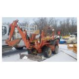 Ditch Witch RT55 Trencher/Backhoe ++