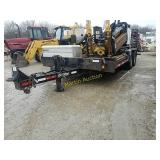2010 Redi-Haul Flatbed Trailer + Tax/Waiver