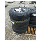 Aluminum Trailer wheels/ tires