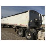 2013 Timpte 4066 grain trailer - VUT