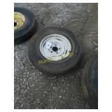 235/75/R15 truck tire wheel 6 bolt