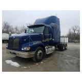 2007 IH 9400I road tractor - VUT