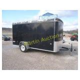 2009 Value Sport Enclosed trailer - VUT