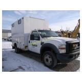 2008 Ford F-550 Canopy Truck - VUT