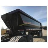 2000 Ravens Steel Dump Trailer - VUT