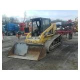 2003 CAT 277 track loader