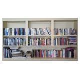 ALL Books in the Living Room shelves