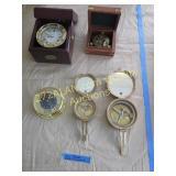 Clocks, Compass Group