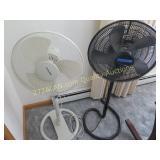 2 Electric Fans
