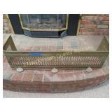 Brass Fireplace Gaurd