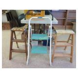 3 step stools