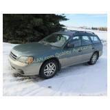 2001 Subaru Outback AWD, See Description