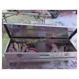 Better Built Diamond Plate truck box