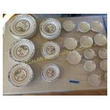 Spode Cowslip Dishes