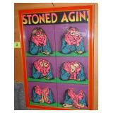 """""""R. CRUM """"Stoned Again"""""""