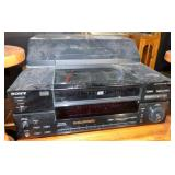 Sony Compact Disc Player CDP-CX100