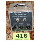 Seeburg Microphone Pre-Amplifier & Mixer