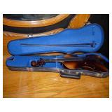 Antonius Stradivarius. Cremonesis Faciet Anno 1713