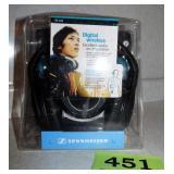 Sennheiser Digital Wireless Audio *New in Package