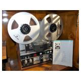 Sony  Stereo Tapecorder TC-850 Reel to Reel