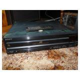 Sony 5-Disc CD Player CDP-C500