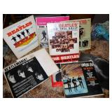 The Beatles Records x9
