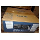 Sony 400-Disc CD / DVD Player DVP-CX995V