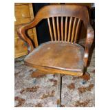 Office Specialty Mfg. Wood  Chair