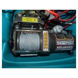 Electric 2000lb Winch